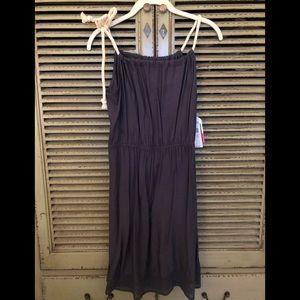Roxy Navy cotton dress
